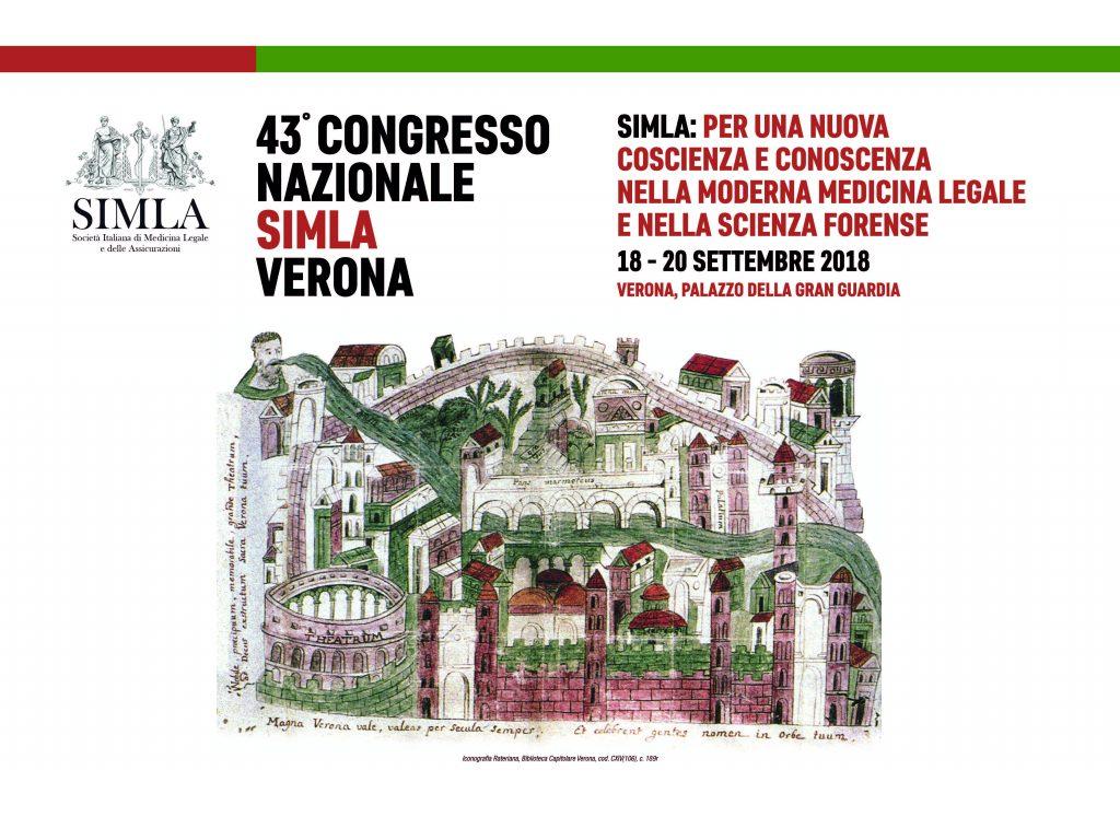 43 congresso simla verona 18 20 settembre 2018 simla for Societa italiana di criminologia