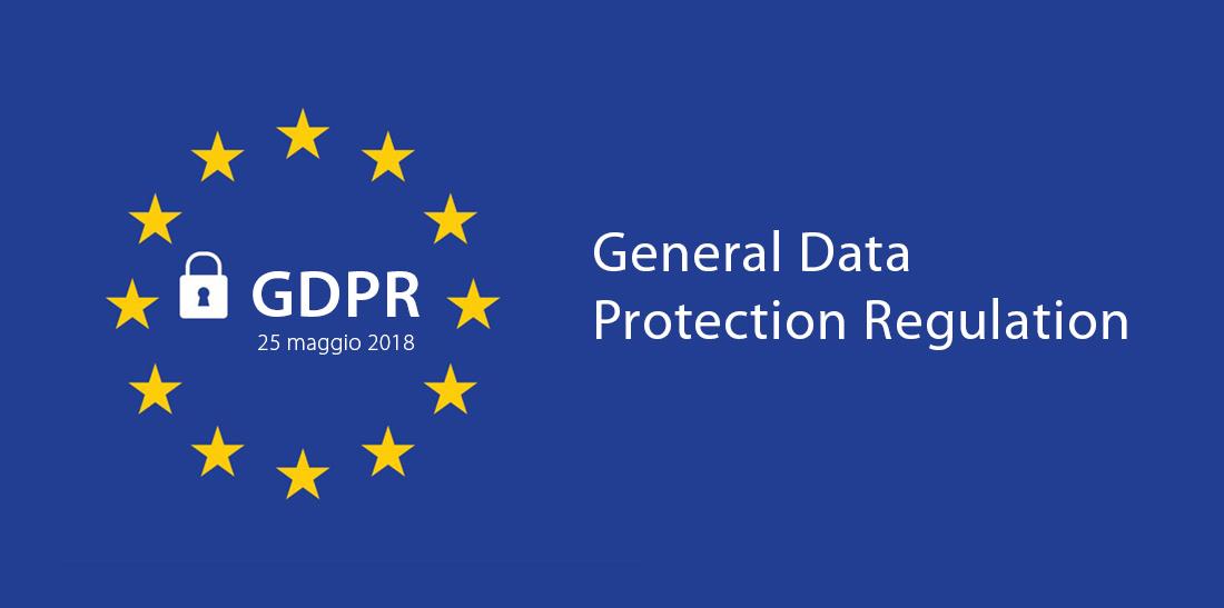 regolamento europeo sulla privacy GDPR