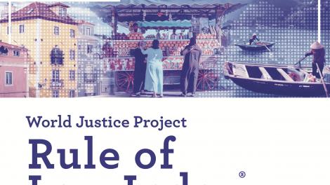 Il Rule of Law Index è il rapporto annuale del WJP circa il rispetto della legge in tutti i paesi del mondo
