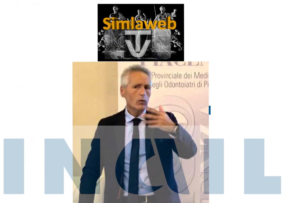 Simlaweb intervista Maurizio su INAIL e pandemia Covid
