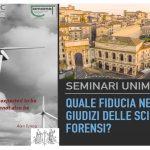 Anche quest'anno i seminari promossi dall'Università di Macerata si occuperanno di importanti temi medico-forensi