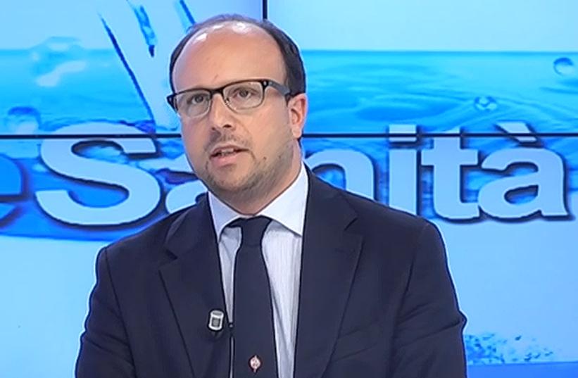 Alessandro Bonsignore Presidente ff Ordine Medici Genova