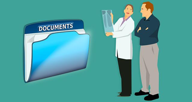 Procedura visite mediche danno persona