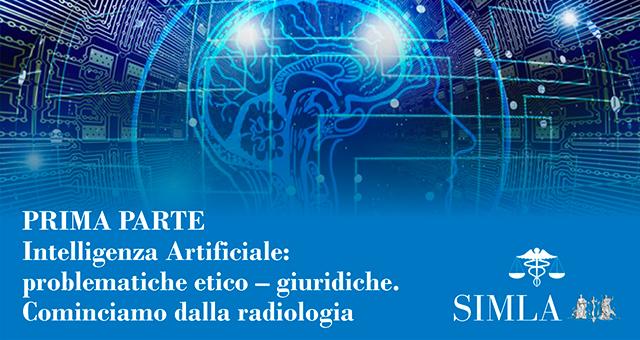 Intelligenza Artificiale responsabilità radiologia