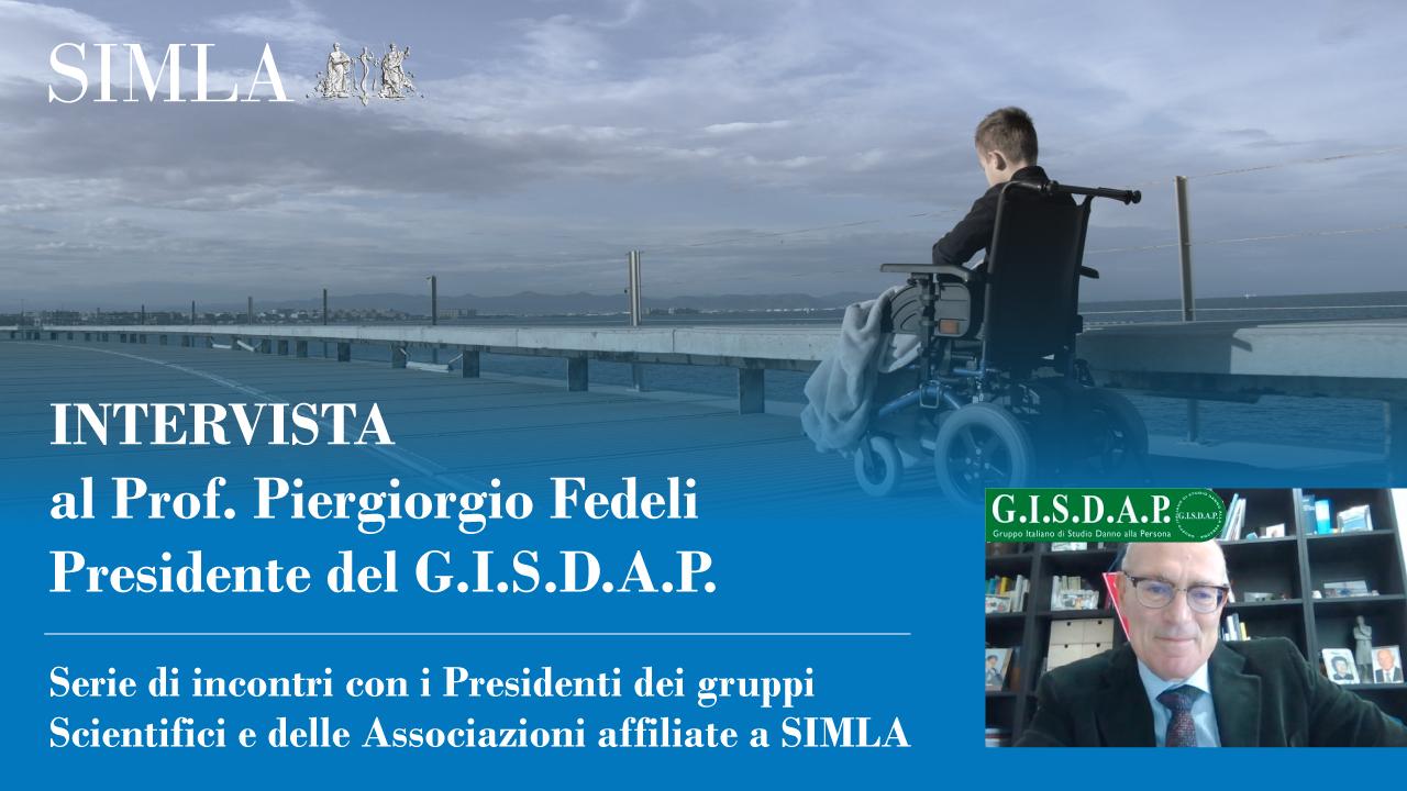 Intervista al Prof. Piergiorgio Fedeli (Presidente del G.I.S.D.A.P.)