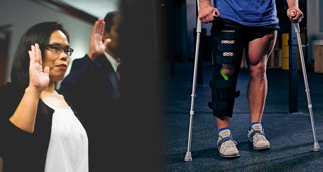 Disabile danno persona.