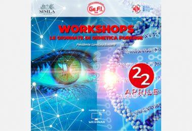 Genetica forense: un ciclo di seminari G.I.A.O.F.