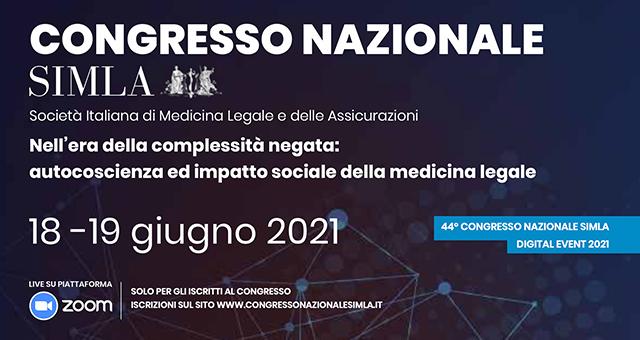 Congresso Nazionale SIMLA 2021: il programma