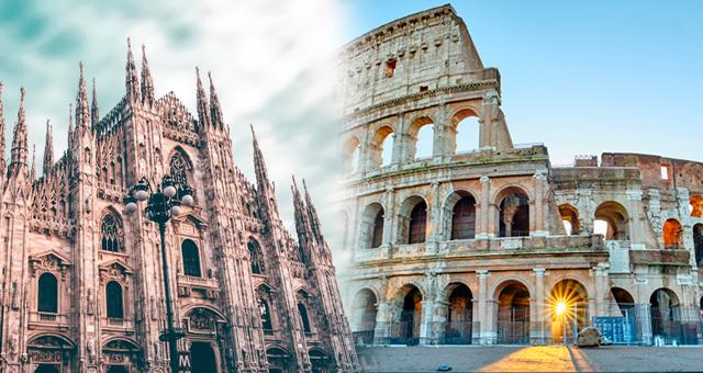 Tabelle Milano Roma: cosa c'è di diverso nell'entità dei risarcimenti